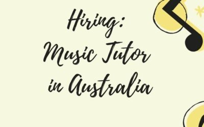 To Become a Music Tutor in Australia