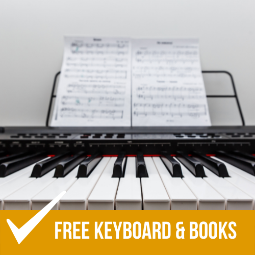 free piano keyboard online lessons