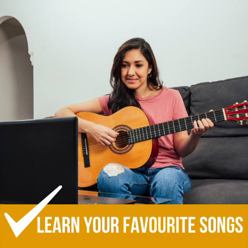 Special Offer: 6 Month Online Guitar Lesson Package with a FREE GUITAR! 11