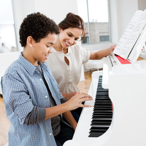 piano lesson trial