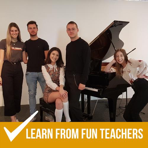 fun piano teachers sydney